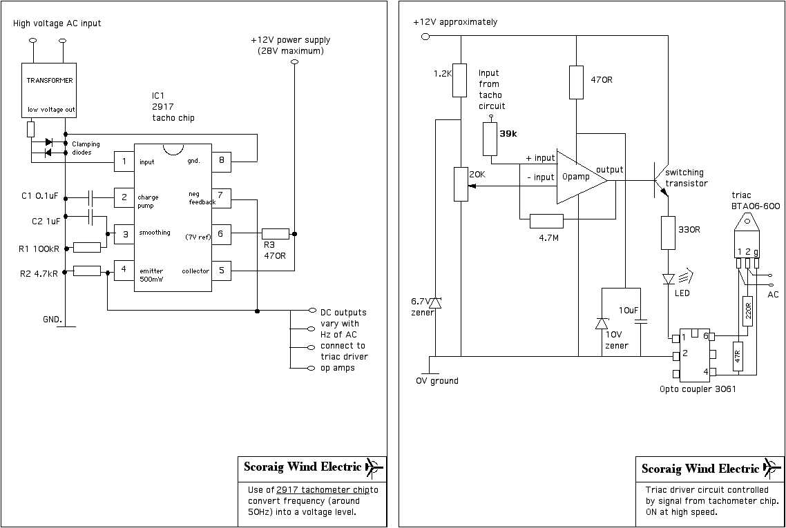 WRG-4083] Wind Turbine Generator 3 Phase Wiring Diagram on
